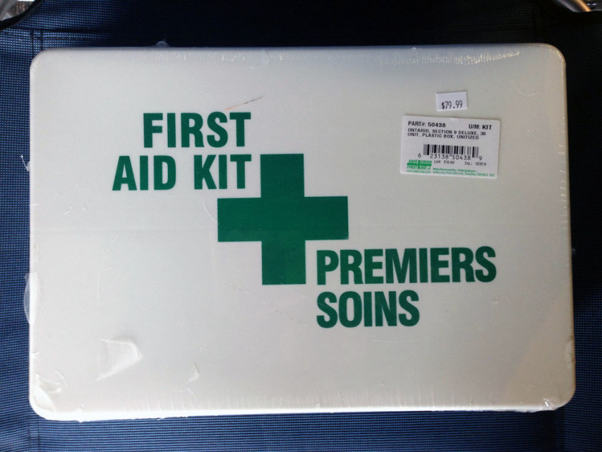 First Aid Products For The Dental Office
