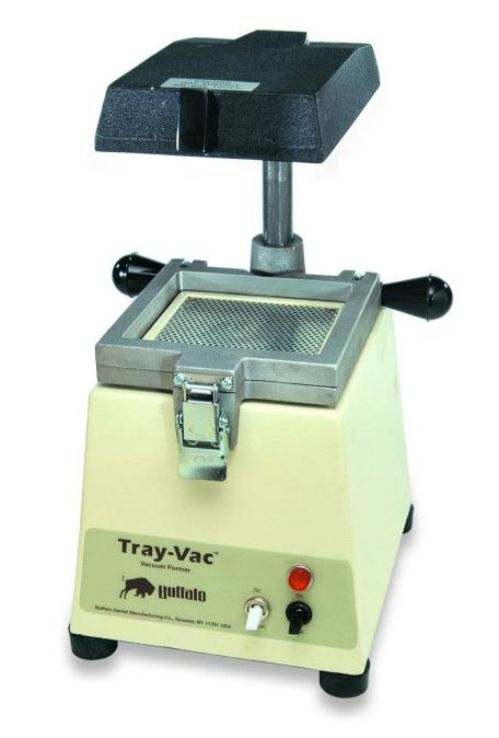Tray Vac Vacuum Forming Machine By Buffalo Dental